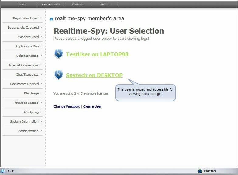 Realtime Keylogger, Spy Software, Remote Monitoring Software